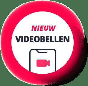 Speeddaten via het Videobellen